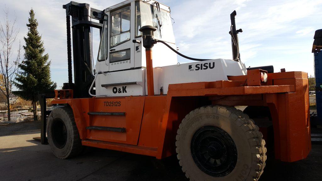 SISU-VALMET TD 2512S-A2540-9